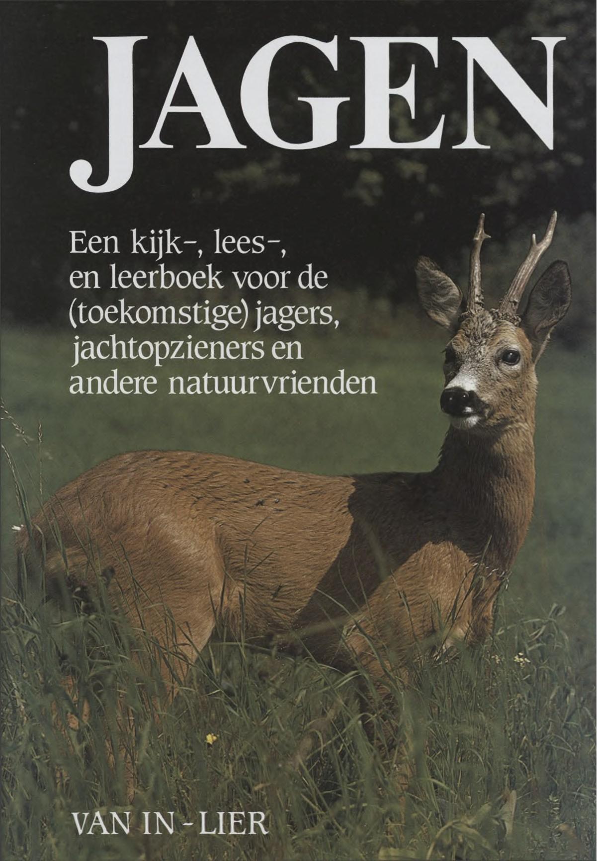 Jagen, het referentieboek voor de jachtopleiding