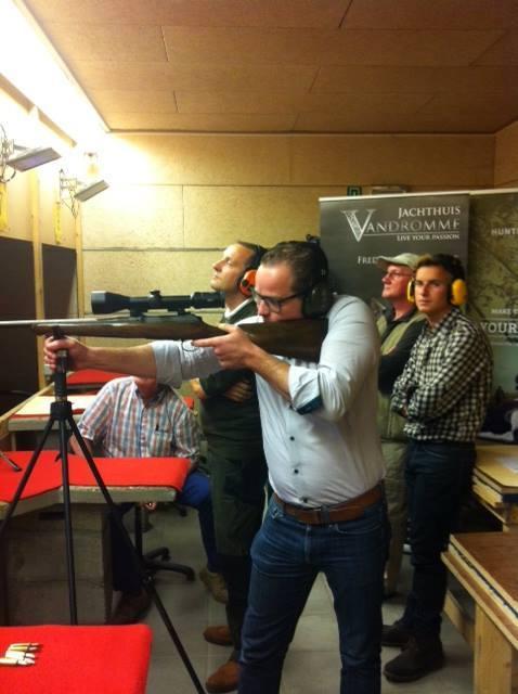 Instructie Kogelschieten